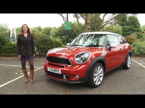 2013 Mini Paceman - Long-term first report - What Car?