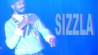 Sizzla Kalonji - 'Intro- Medley' 30-03-2012 Melkweg/Amsterdam/NL