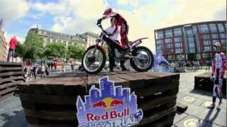 Urban Trials Motor Biking - Red Bull City Trial 2012