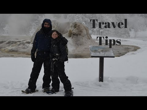 6 TIPS for Traveling to Yellowstone in Winter - Park Travel Series