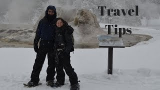 6 TIPS for Traveling to Yellowstone in Winter - Park Travel Review