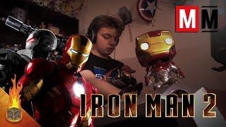 "Iron Man 2 ""I Am Iron Man"" Cover"