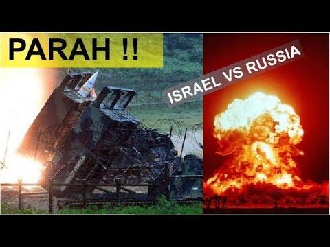 Berita ISRAEL #RUSSIA Teramcam #Bom nuklir