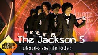 Pilar Rubio Se Convierte En The Jackson 5 - El Hormiguero 3.0
