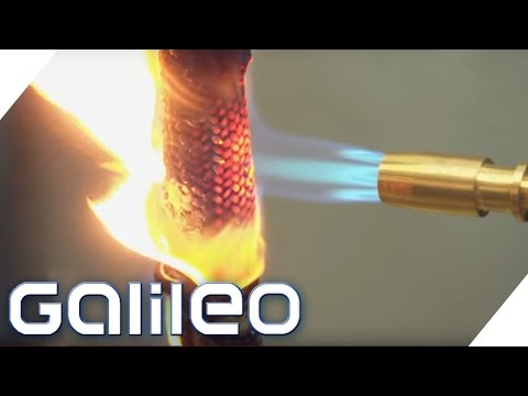Das Fahrradschloss aus Stoff - top oder flop? | Galileo | ProSieben