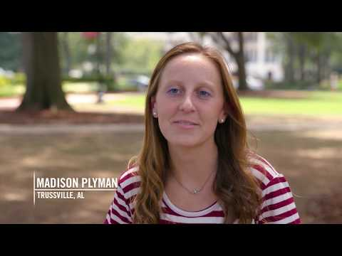 The University of Alabama: Madison Plyman (2017)