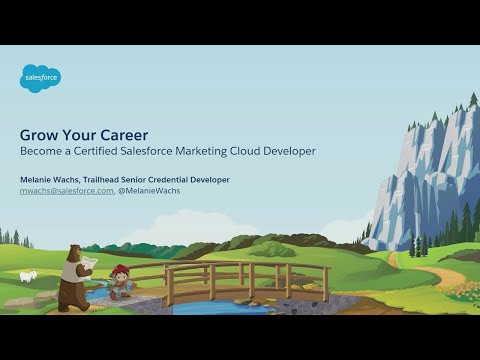 Grow Your Career By Becoming a Salesforce Certified Marketing ...