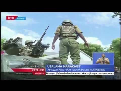 KTN Leo taarifa kamili na Mashirima Kapombe 27/2/2017