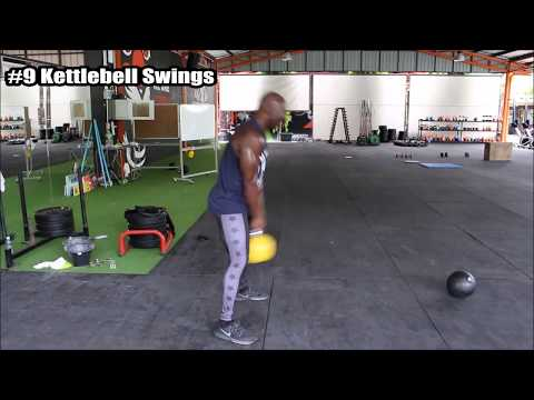 HIIT Workout - Filthy 50 Circuit - YouTube