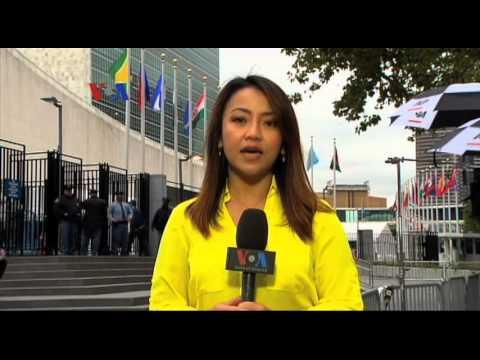 Kebuntuan Proses Damai Palestina-Israel di Forum PBB - Liputan Berita VOA 2 Oktober 2015