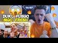 Fuego, Duki - Sigo Fresh (REACCIÓN)