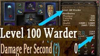 Grim Dawn 2h Warder Build