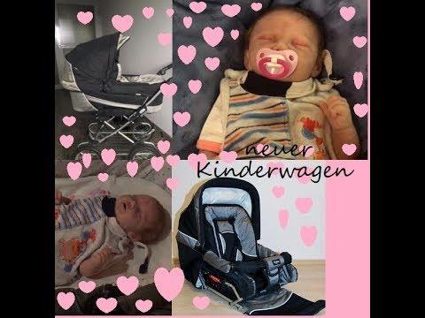 neuer Kinderwagen | Emmaljunga | Reborn Baby