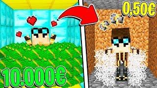 HO PERSO 10.000€! - Scuola di Minecraft #3