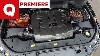 La Range più potente di sempre, la Range Rover Sport SVR   Quattroruote