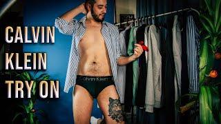$1500 Calvin Klein Mens Try On Haul