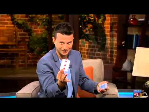 Magician Mat Franco Talks About Winning 'Americas Got Talent' (видео)