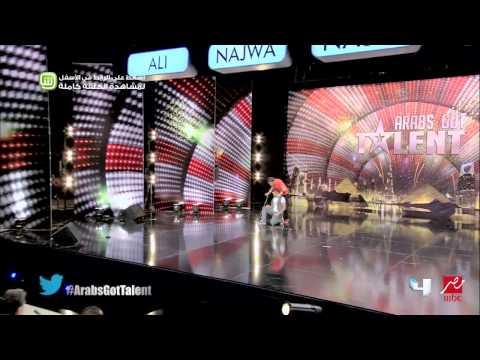 Arabs Got Talent: تجارب الأداء - العبقري وإبراهيم
