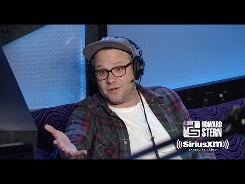 Seth Rogen's Intense Experience Watching