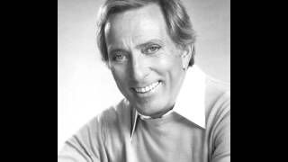 mr andy williams - r.i.p. the pretty butterfly