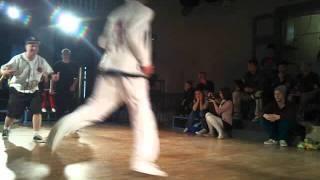 LifeStyle Zhodino Power of 2 отборочный...... B-boy Kolobok           B-boy MyRovej