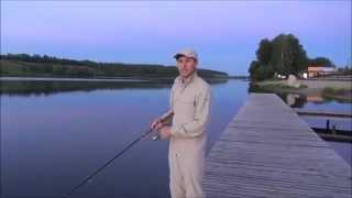 Рыбалка на чистых прудах пенза