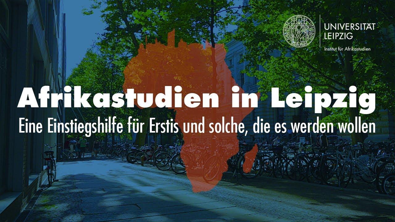 Afrikastudien in Leipzig - Eine Einstiegshilfe für Erstis und solche, die es werden wollen
