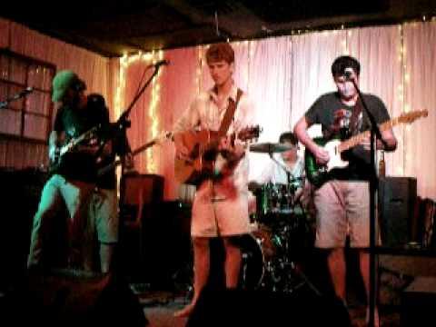 """""""Swamp Boogie""""  by Fowler's Mustache, Village Tavern 8-1-11"""
