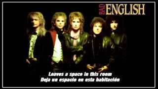 Bad English  Possession  (Subtitulos - Español)