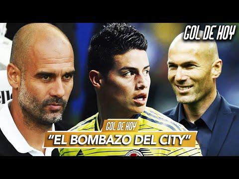 """""""EL Bombazo RÉCORD del CITY"""" I """"JAMES quiere llegar al MADRID"""" I #goldehoy"""