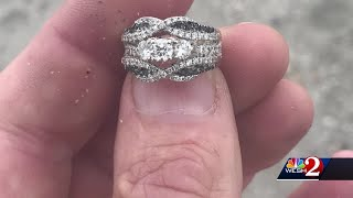'I Thought It Was Lost Forever': Man Finds, Returns Wedding Ring Lost In Cocoa Beach Sand