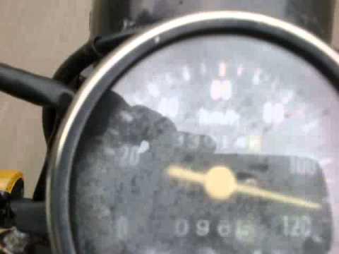 kasinski way 125 à 120km