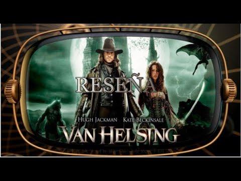 Reseña de la película van Helsing