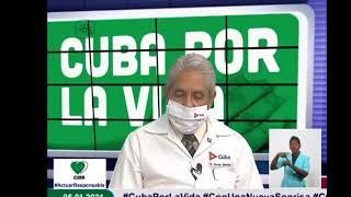Cuba reporta 224 nuevas muestras positivas para COVID19