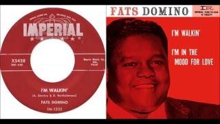Fats Domino - I'm Walkin' - January 3, 1957