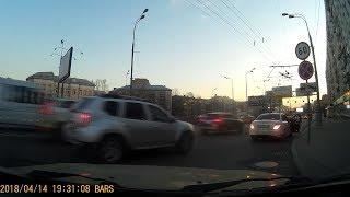 Санитар Леса поневоле. ДТП в Москве