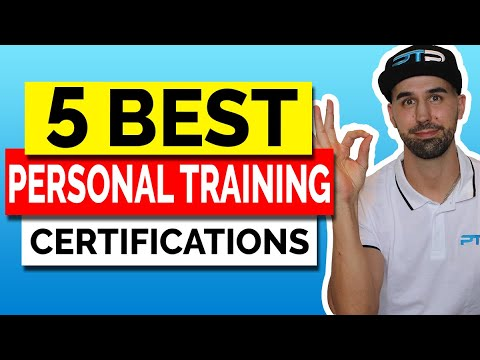 5 Best Personal Training Certifications According to the Manager of ...