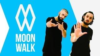 MoonWalk: Conversational Hip-Hop DANCE TUTORIAL [Official Episode 10]