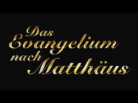 Neues Testament - Das Evangelium nach Matthäus