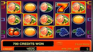 Возможности игрового автомата Sizzling hot