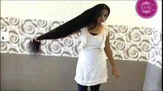 ILHW Real Rapunzel Yuti Hairstyling &Hair Play Video