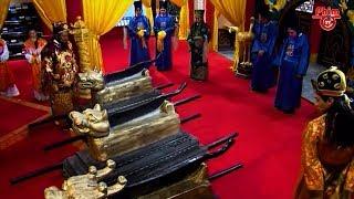 Hoàng Thượng Ban Đao Trảm Cho Bao Công   Thất Hiệp Ngũ Nghĩa