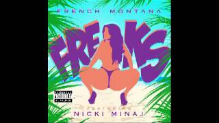 French Montana 'Freaks' [Remix] feat. Nicki Minaj, Rick Ross, Wale, Mavado & DJ Khaled