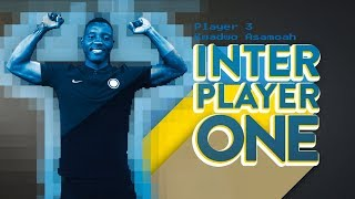 KWADWO ASAMOAH   MY TOP 5 AFRICAN PLAYERS   Inter Player One
