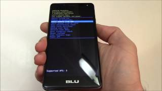 How To Hard Reset A BLU R1 HD Smartphone