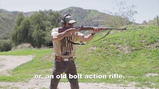 Beginners Rifle Course