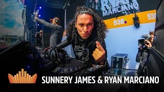 Sunnery James & Ryan Marciano - Live @ 538Koningsdag 2016
