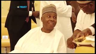 Saraki highlights Buhari''s deliberation with NASS leadership