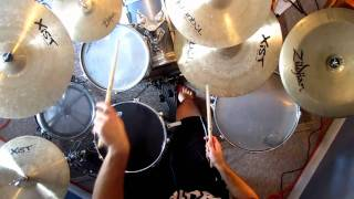 The Ballad of St. Augustine Drum Cover - Disciple