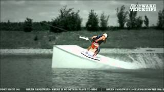 #6 Cablepark Wakeboard Intermediate – How to make TS BS 540 kicker